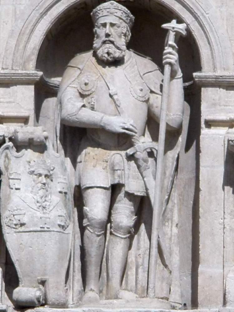 Diego Rodríguez Porcelos, fundador de Burgos