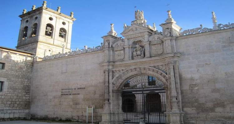 Hospital de Rey, en el Camino de Santiago